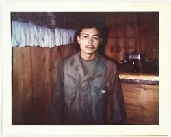 Archive Of Polaroids From The Vietnam War