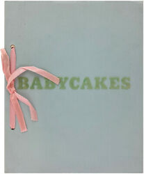 Edward Ruscha / Babycakes With Weights First Edition 1970