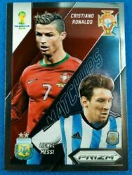 2014 Panini Prizm World Cup Matchups  Insert Cards Pick From Drop Down