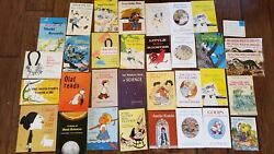 Vintage Childrenand039s Books Mint Lot Willieand039s Adventures I Know An Old Lady Etc