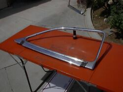 1949-50 Packard Deluxe Ultramatic Drive Interior Window Trim Molding Right Front