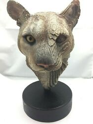 Rick Cain Sculpture Spirit Of The Mountain Limited Edition Ap31 Author Proof