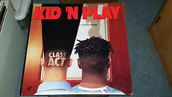 Kid N Play Class Act Laserdisc Shipping Discount Check It Out