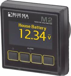 Blue Sea Systems M2 Oled Dc Voltage Meter