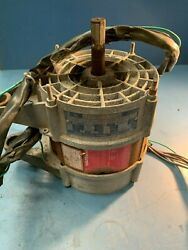 Washer Motor Dexter 18lb Wch18aa T300 3ph 208-240v P/n 9376-297-001 [used]