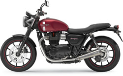 Leo Vince 15004 Racer Dual Slip-onand039s For 16-18 Triumph Street Twin