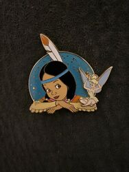 Disney Auctions Le100 Sidekicks Tiger Lily Tinker Bell Peter Pan