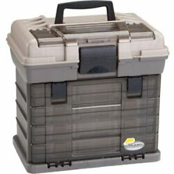 Plano 1374 Fishing Guide Series Drawer Big 4 Tackle Box High-impact Covers New