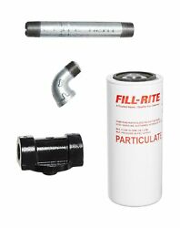 Durable High Quality Particulate Pump Filter Kit Maintaining Engine Performance