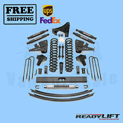 Suspension Lift Kit 8.0 Lift Readylift For Ford F-250 Super Duty 2011-19