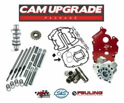 Complete T-man M8-226 2ps Chain Drive Cam Chest Package For Oc M8 Models