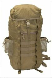 T3 Gear Collapsible 3 Day Ripstop Backpack Coyote Brown New