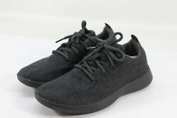 Allbirds Men#x27;s Wool Runners Natural Black Comfort Shoes NW OB $39.99