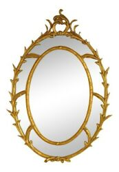 2423 Friedman Brothers 6528 Notreand039 Dame Carved Decorated Mirror New