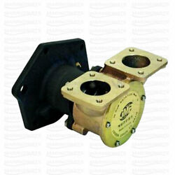 Caterpillar 3304 3306 Sea Raw Water Cooling Pump Marine Engines Replaces 5n9357