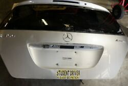 2007 Mercedes Benz W251 R350 Tailgate Liftgate Shell Oem Used