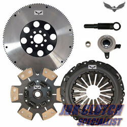 Jdk Stage 3 Track Clutch Kit And Flywheel Fits 2007-2017 350z 370z And G35 G37