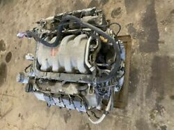 Engine 220 Type S500 Fits 99-06 Mercedes S-class 68289