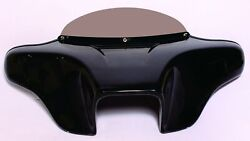 Harley Batwing Fairing Windshield 4x5 Touring Road King Painted Double Din