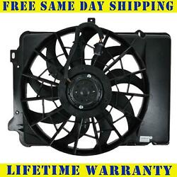 Radiator Condenser Fan For Ford Mercury Fits Taurus Sable 3.8l V6 Fo3115114