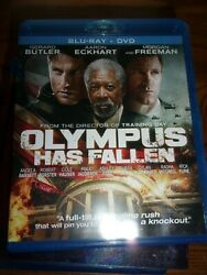 Olympus Has Fallen - Blu-ray Only - Watched Once