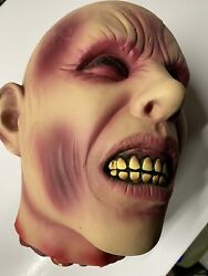 Life Size Severed Head Halloween Prop Haunted House Costume New