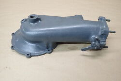Geared Avco Lycoming Igso-480 Engine Part Supercharger Intake 74604 Or 74607