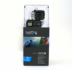 Gopro Hero3 Black Surf Edition - Wi-fi Remote Included... New