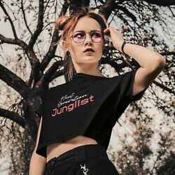 Womenand039s Next Generation Junglist Tshirt Drum And Bass Jungle Ravers Loose Fit