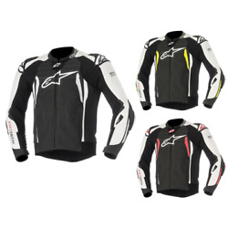 2022 Alpinestars Gp Tech V2 For Tech Air Race Leather Jacket - Pick Size And Color