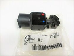 1213655-1 T-head Adapter Assembly Mfg Amp Tyco Condition New Surplus Crimpe
