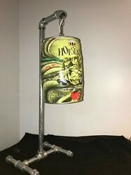 2020 Bell's Hopslam Beer Mini Keg Lamp 26 Inches High Toggle Light Switch