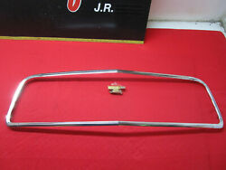 1973 Ford Torino And Ranchero Grille Molding Opening Trim Nos
