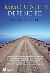 Leslie-immortality Defended Uk Import Bookh New