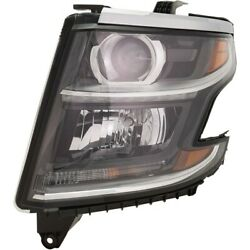 Headlight Lamp Left Hand Side For Chevy Driver Lh 84294342 Chevrolet Tahoe 18-19