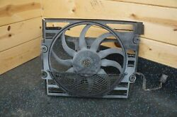 Radiator Electric Cooling Fan Assembly Oem Pg21448pa Bentley Arnage T R 2002-05