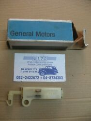 1973 Chevy Chevelle Clutch Operated Neutral Start Switch Gm 3996277 / 14013162