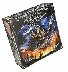 Lords Of Hellas Board Core Base Game Awaken Realms New Sealed