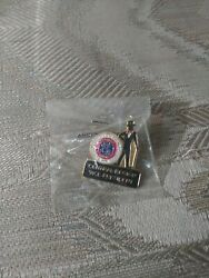 Central Region Vice President Usps Naps Pin 1-1/4x1-1/8 Suit Hat Bow Tie Post