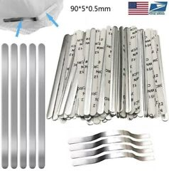 Best Price 2000 Aluminum Strips Nose Bridge For Face Mask
