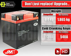 Jmt Lithium Motorcycle Battery Ytx30 - Bmw R 90 - 1973 - 1976