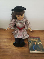 Retired American Girl Samantha Parkington Doll, With Outfits, Shoes, Hats, Etc.