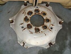Ford Tractor Wheel Center C5nn1036g12z For 24 And 26 Used 8 Bolt Hub