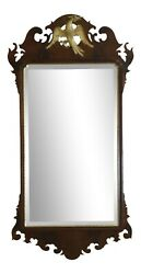 31971ec Labarge Winterthur Collection Mahogany Chippendale Mirror