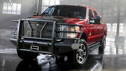 New Steelcraft Winch Front Bumper 11 12 13 14 15 16 Ford F250 F350 Super Duty