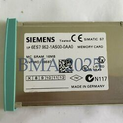 1pc New 6es7 952-1as00-0aa0 1year Warranty Dhl Free Ship Sm9t