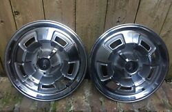 2-14 1967 1968 1969 Plymouth Belvedere Gtx Fury Satellite Wheel Cover Hubcaps
