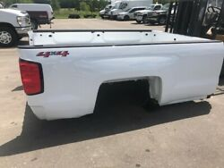 2014-2018 Gmcchevy Silverado Hd 2500-3500 Pickup Truck Bed8and039 Boxnew Take Off