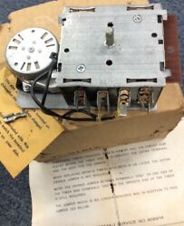 New Old Stock Frigidaire Admiral Dishwasher Timer 89734-1 806914 5300806914