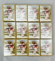 Wholesale Lot Of 12, Red Baron Official Flight Deck Poker Playing Cards, Sealed